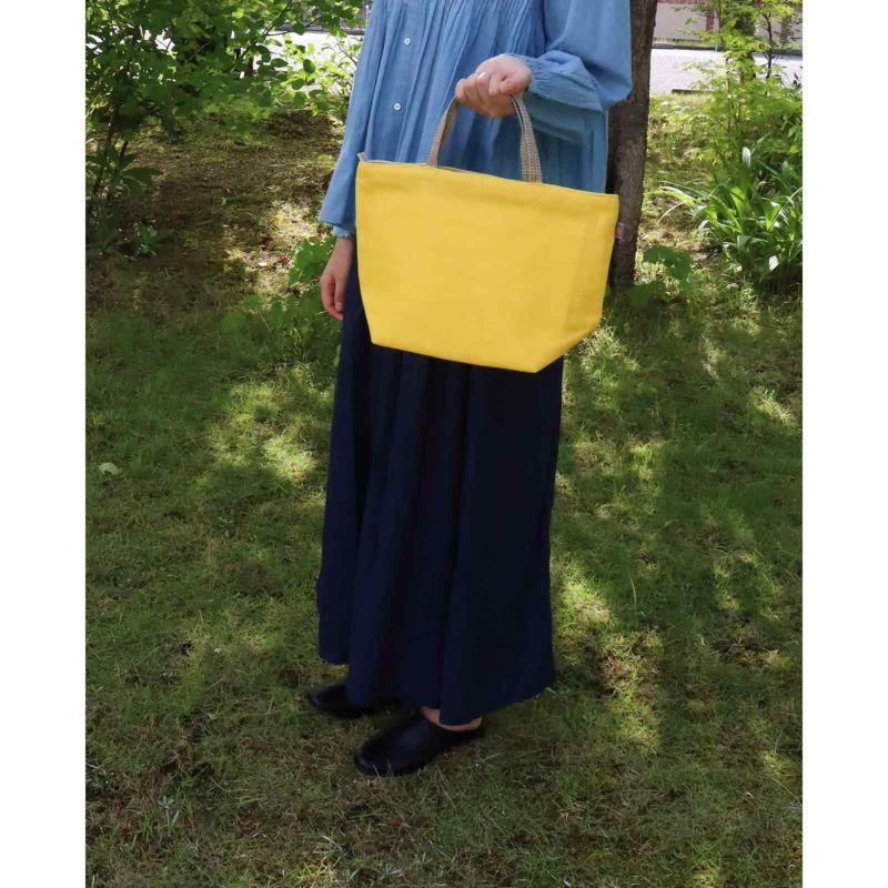 ランチバッグ大 紫